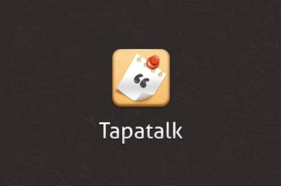 Tapatalk HD Teaser