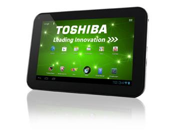 Toshiba Excite 7.7 Teaser