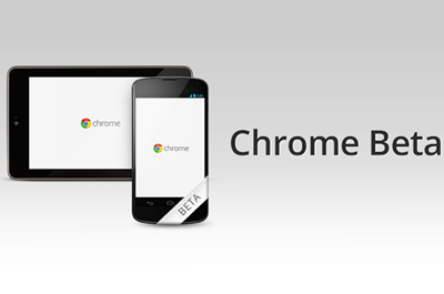 Chrome Beta Teaser