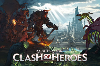 Might & Magic: Clash of Heroes Teaser