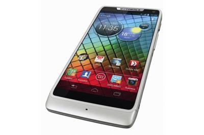 Motorola RAZR i Teaser