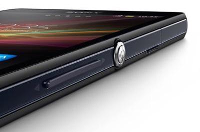 Sony Xperia Z Teaser