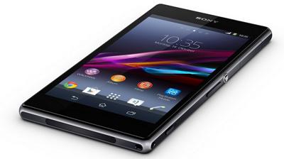 Sony Xperia Z1 Teaser