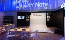 Galaxy Note Launch