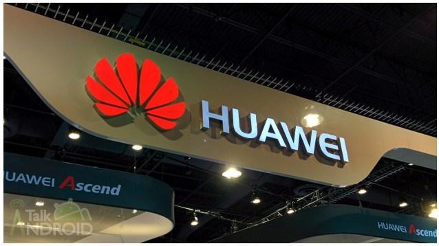 Huawei Firmenlogo