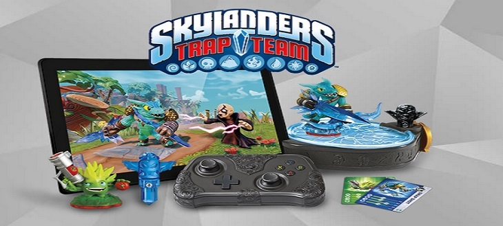 Skylanders Trap Team