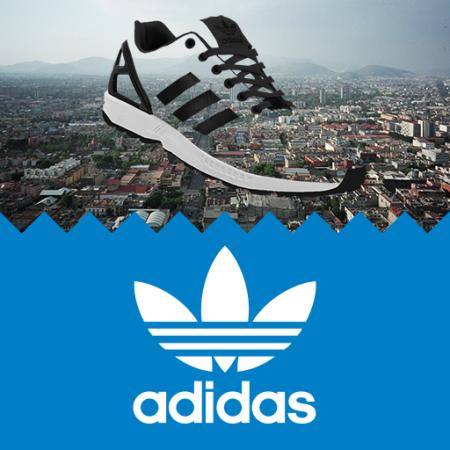 Adidas #miZXFLUX App – dein Schuh, dein Design – 24android