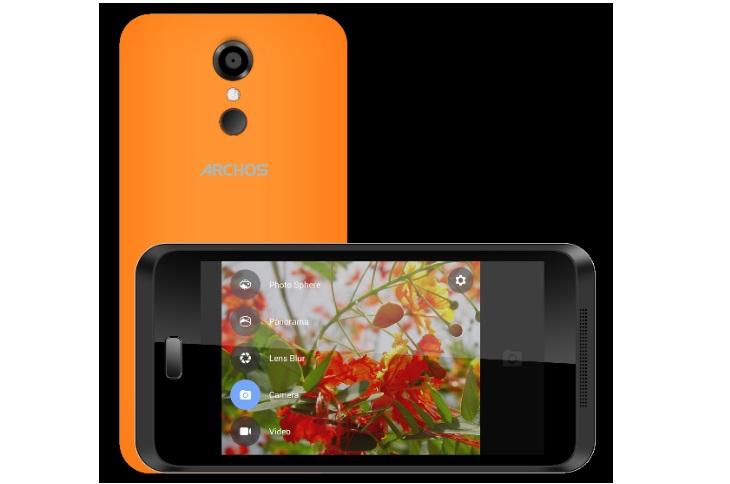 Archos 45 Neon (orange)