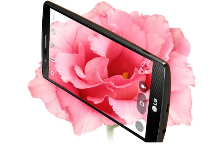 LG G4 rose