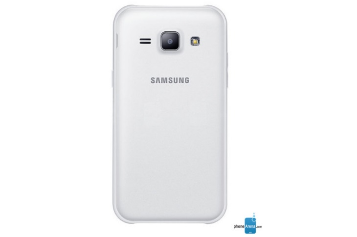 Samsung Galaxy J5 back