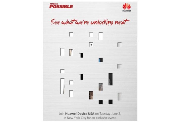Huawei NYC