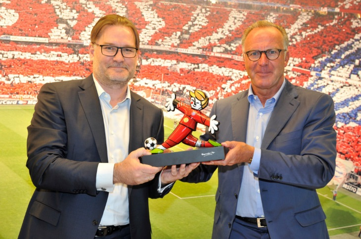 Gigaset FC Bayern München