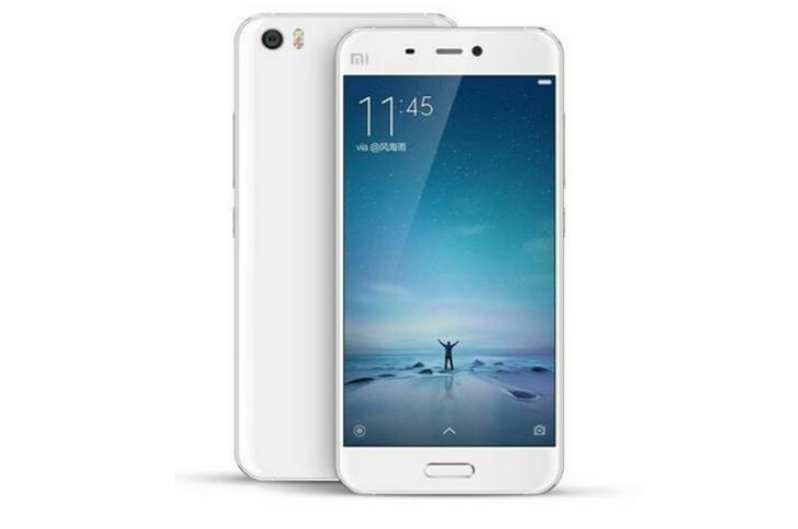 Xiaomi Mi 5 weiss