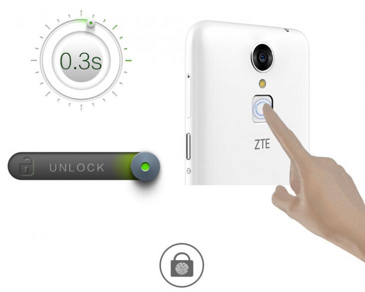 ZTE_Blade_A1_Fingerprint