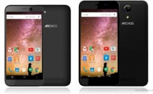 Archos 40 Power und 50 Power