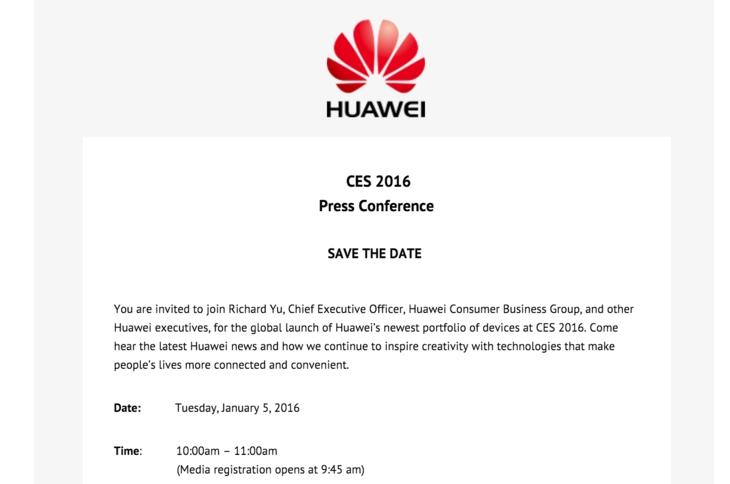 Huawei Pressekonferenz