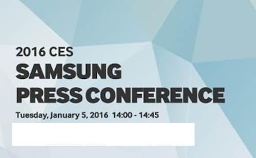 Samsung Pressekonferenz