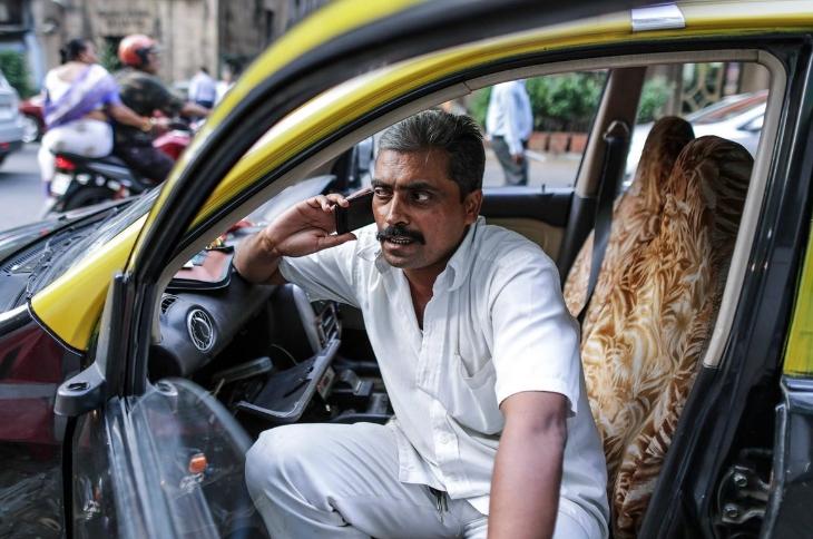 Smartphone-Nutzer in Indien 1