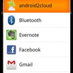 android2cloud Android App