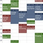 Business Calendar Android App