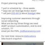 Catch Notes Android App