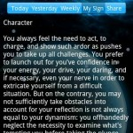 Horoscopes Pro Android App