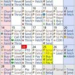 iRT Calendar Android App