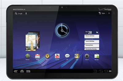 Motorola Xoom Teaser