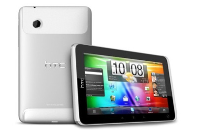 HTC Flyer Teaser