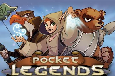 Pocket Legends Teaser