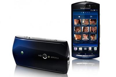 Sony Ericsson Xperia Neo Teaser