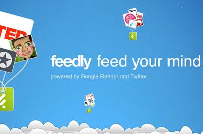 Feedly Teaser