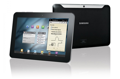 Samsung Galaxy Tab 8.9 Teaser