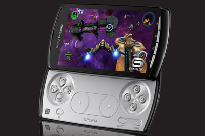 Sony Ericsson Xperia PLAY Teaser