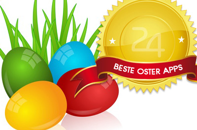 Beste Android Apps Ostern Teaser