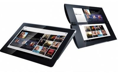Sony Tablet S & Tablet P Teaser