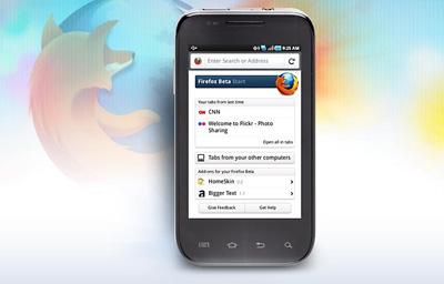 Firefox Beta Teaser