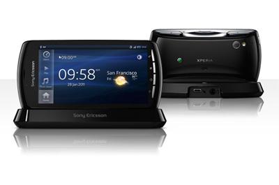 Sony Ericsson Multimedia Dock DK300 Teaser