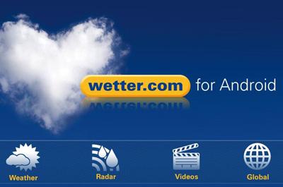 Wetter.com Teaser