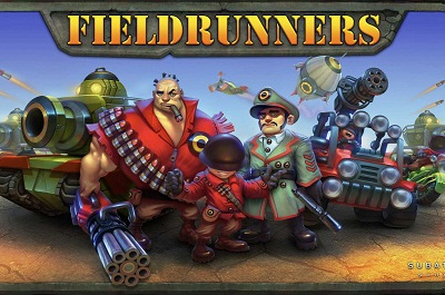 Fieldrunners HD Teaser