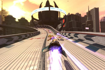 WipEout Teaser