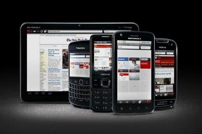 Opera Mobile Webbrowser