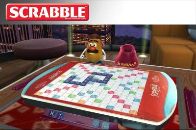 Scrabble Teaser