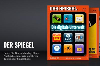 Der Spiegel Teaser