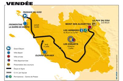 Tour de France 2011 Teaser