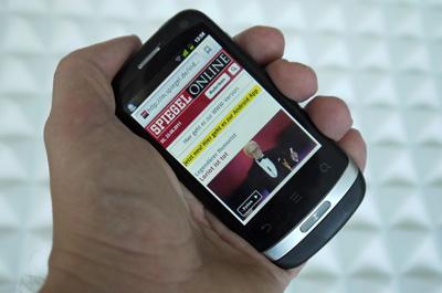 Huawei Ideos X3 Teaser