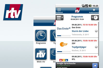 rtv-Fernsehguide Teaser