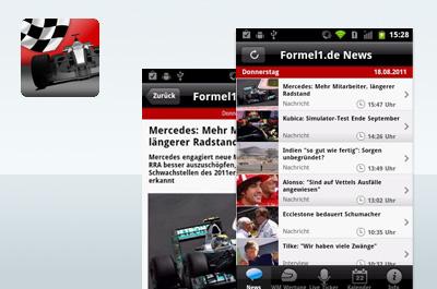Formel1.de Teaser
