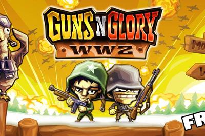 Guns'n'Glory WW2 Teaser