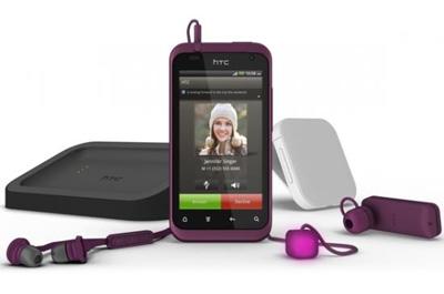 HTC Rhyme Teaser